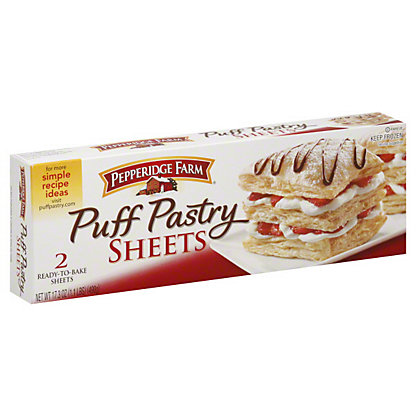 Pepperidge Farm Puff Pastry Sheets, 2 ct